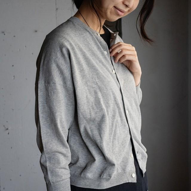 prit - cotton knit cardigan -