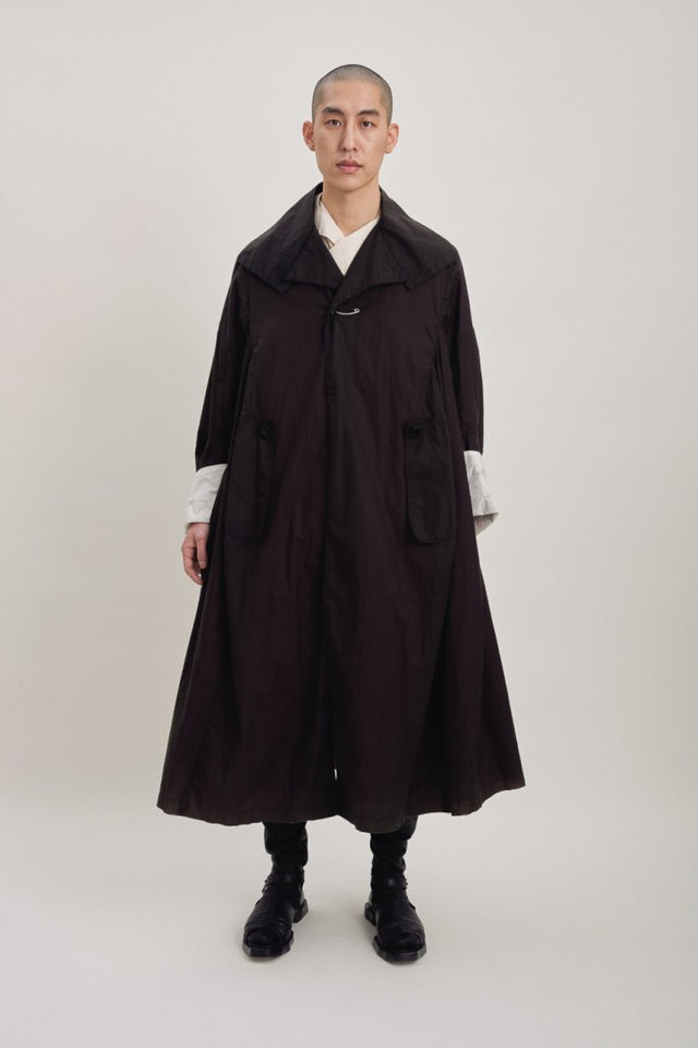 【TISCAR ESPADAS】THE PLEAT COAT