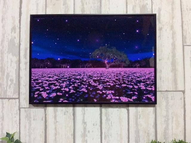 【A3サイズ】星降る花畑