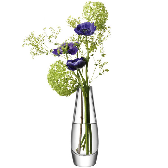 TLA1977 FLOWER SINGLE STEM VASE[LSA]