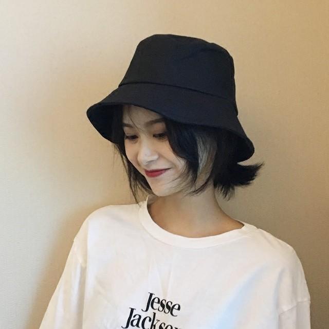 【小物】エイジング加工不規則帽子24468159