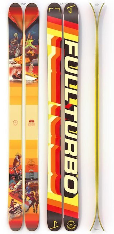 【特典付き】J skis - オールプレイ「フルターボ」Pit Viper x Jコラボ限定版スキー【178cm】