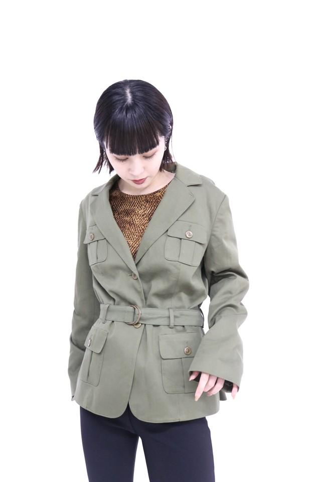 vintage design jacket / 4SSOU29-14