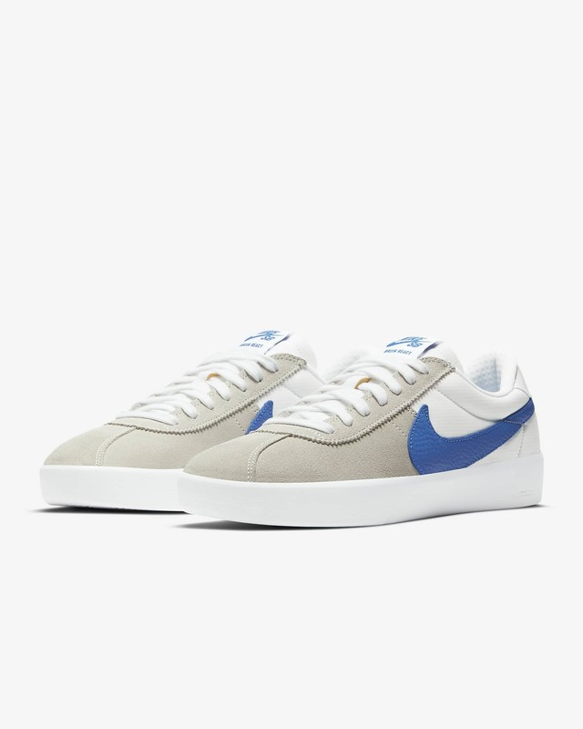 NIKE SB BRUIN REACT  SUMMIT WHITE/SIGNAL BLUE