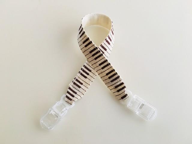 帽子ホルダー・浮き輪とイカリ柄 刺繍