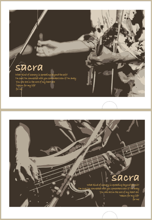 sacra music farm マグネット