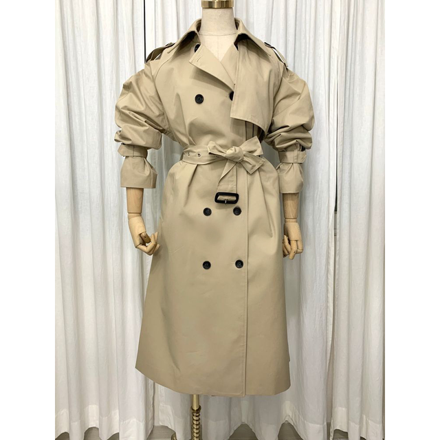 【RE】DAYNYC long trench coat