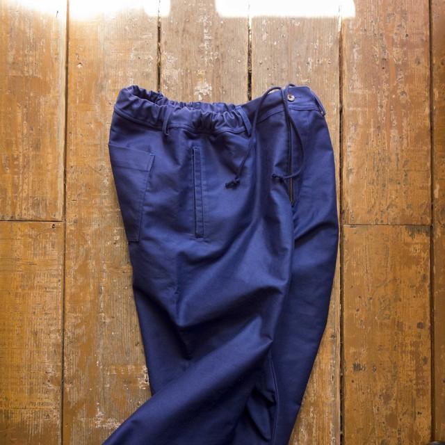新入荷[ACTS] WIDE EASY PANTS A52003(BROWN)