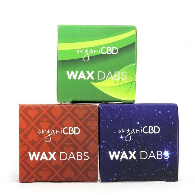 organiCBD WAX DABS