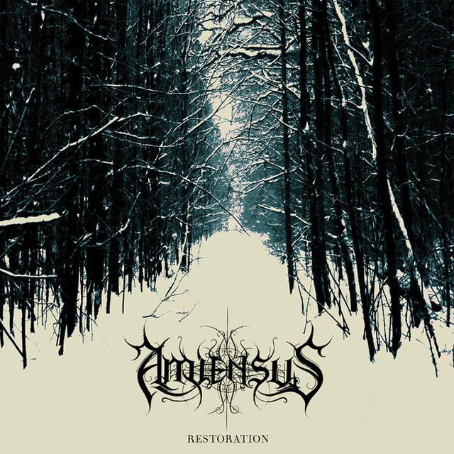 AMIENSUS - Restoration (remastered) (CD)