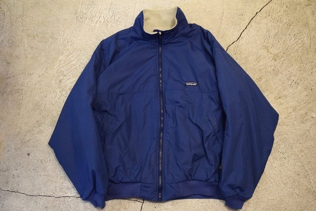 USED 90s patagonia Shelled Synchilla Jacket -Large J0660
