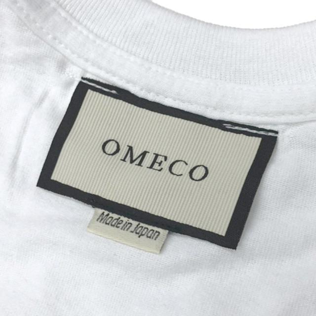 OMECO ハイヒール Tシャツ (2カラー × 3サイズ:M/L/XL)