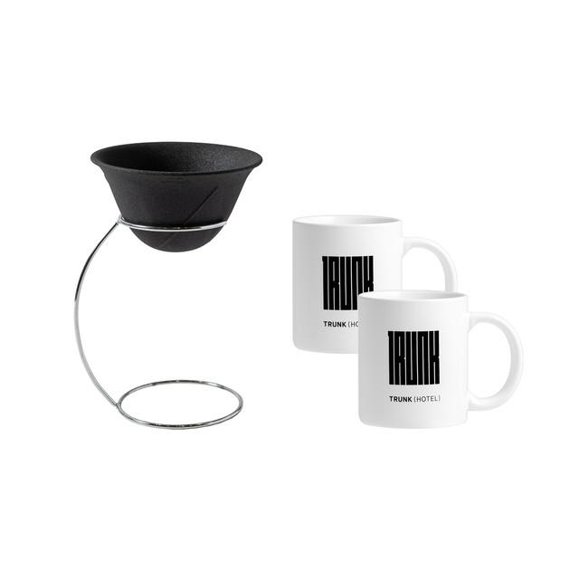 【Mother's Day】Ceramic Filter & Mug ×2