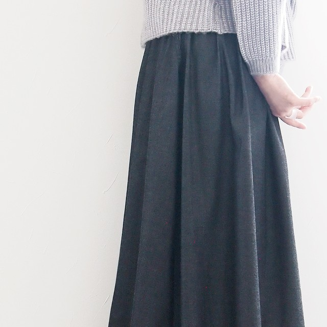 STRIPE SKIRT ● YVETTE