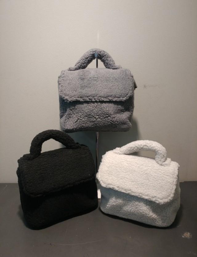 ウッドトップハンドルバッグ ハンドルバッグ トートバッグ 韓国ファッション