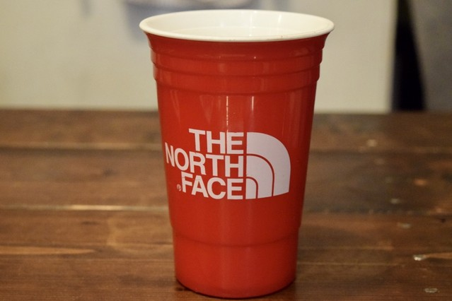 USED THE NORTH FACE Drink Logic CUP G0161