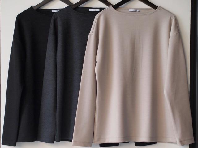 【MANON】BAND COLLAR CLASSIC SHIRT