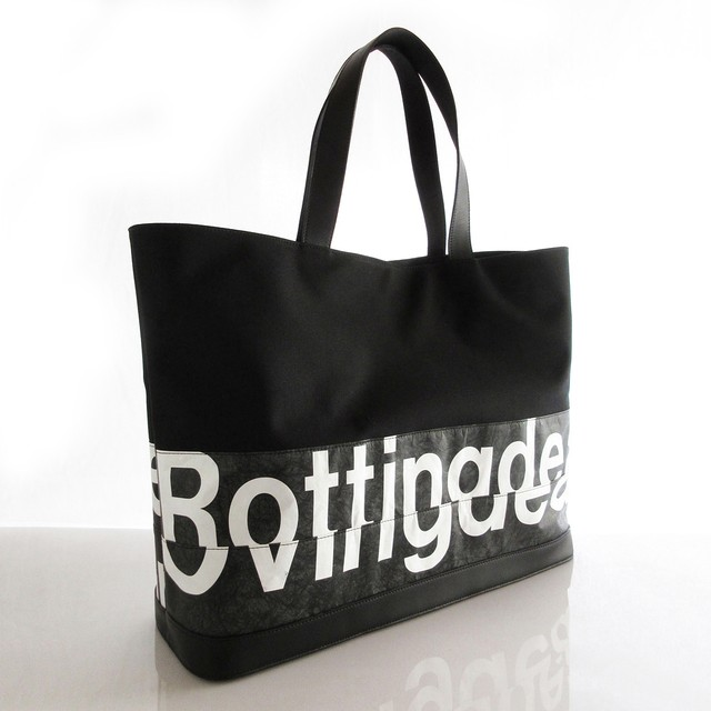Tote Bag (L) / Black  TLB-0011