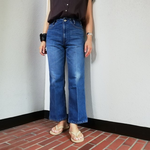 《再入荷》STA-WEST'S DENIM(STA-JEANS FLR)
