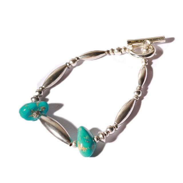 SunKu/サンク Kingman Turquoise Beads [JH-019]