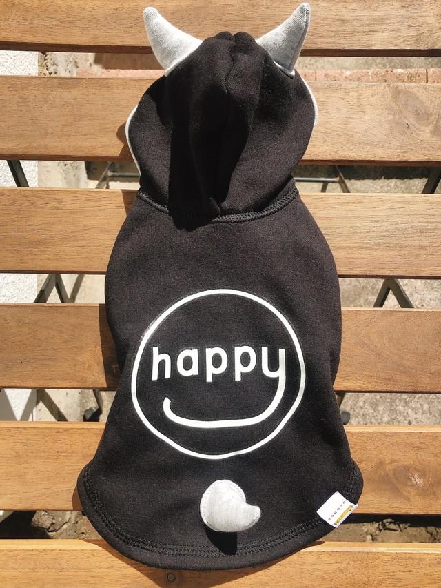 """HAPPY DEVIL HOODIE 20""""/ピンク 3号"""