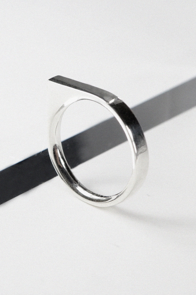 hd ring 02(silver)
