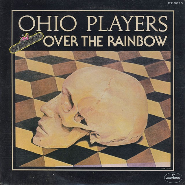 Ohio Players / Attention! Over the Rainbow (LP)