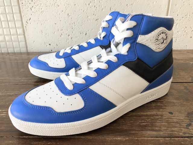 PONY CITY WINGS HI (ROYAL/WHITE/BLACK)