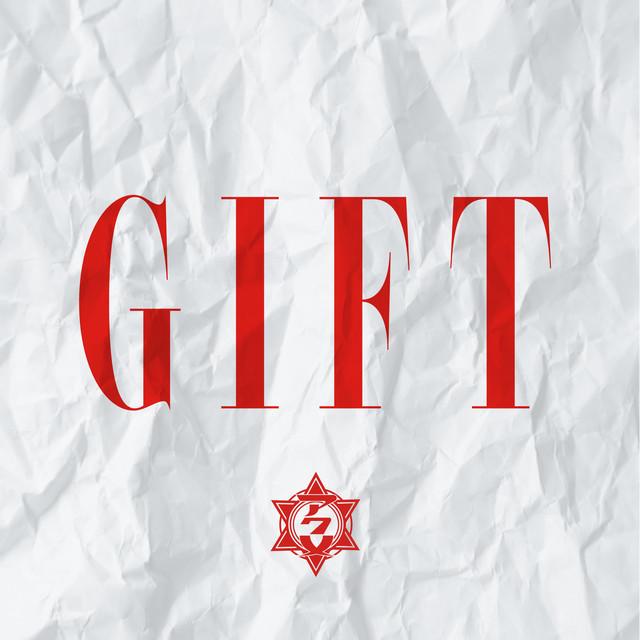 8thシングル『GIFT』+特典A(メンバー集合チェキ&メンバーサイン入り色紙)