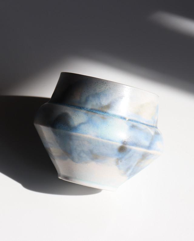 Pot. jewelry(夏庭色) 植木鉢, pot, 植物, 多肉