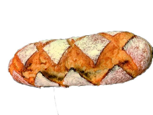オーガニックスペルト(古代小麦)バゲット 大
