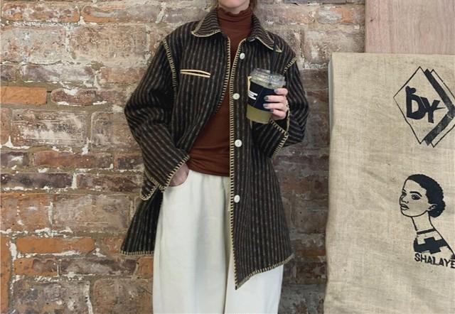 ラックスライダースジャケット ライダースジャケット ジャケット 韓国ファッション