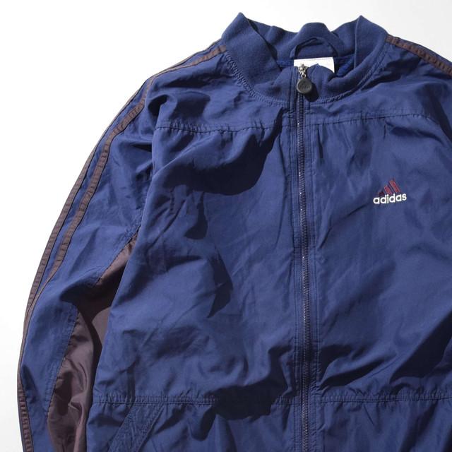 【XLサイズ】adidas アディダス ZIP JACKET ジャケット NAVY ネイビー 400610190960