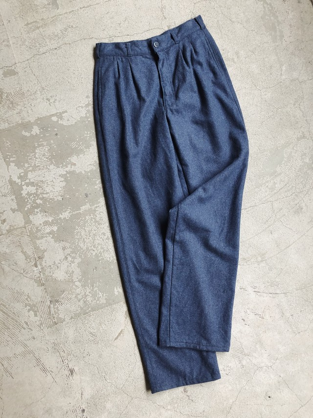 made in Italy vintage wool pants