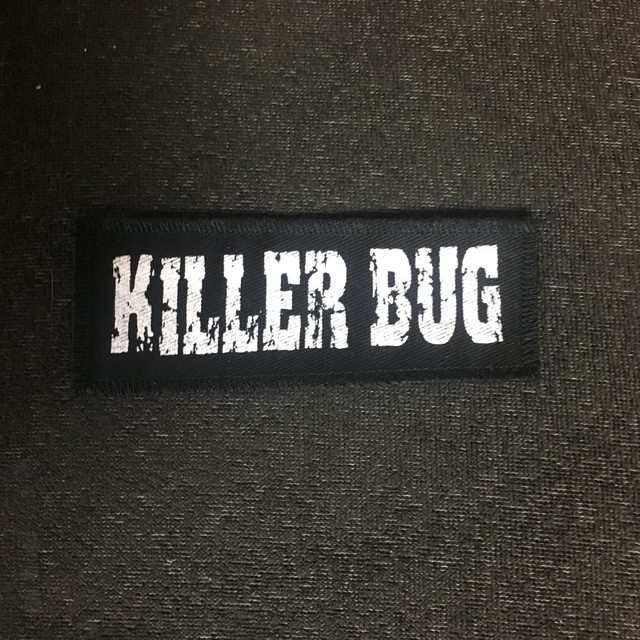 Killer Bug - Logo (Patch)