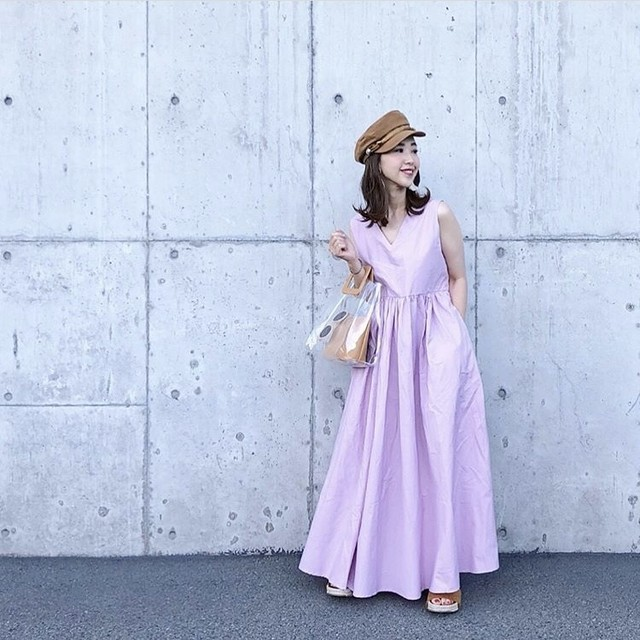 original flare dress