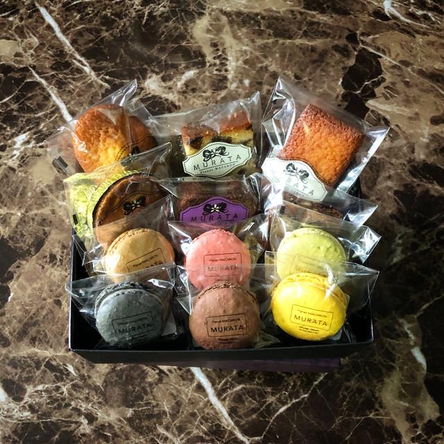 マカロン・焼菓子ギフトBOX(C)