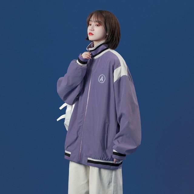カレッジスタイルジャケット S-XL