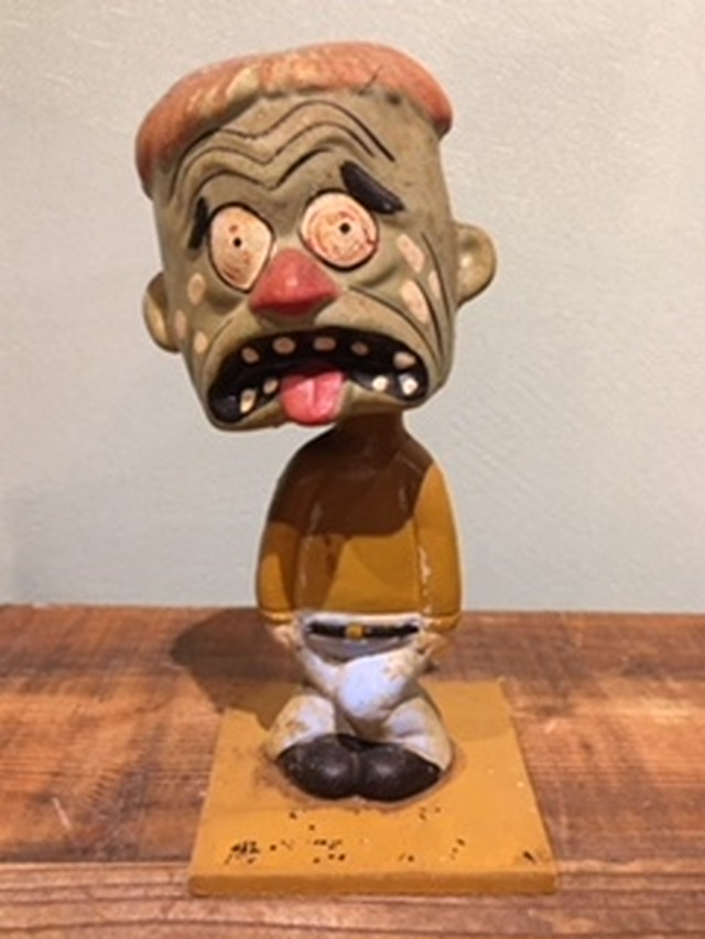 RUMPUS ROOM BOBBLEHEAD 1963