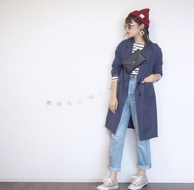 【即納】軽いライトアウター ロングシャツジャケット 全2色