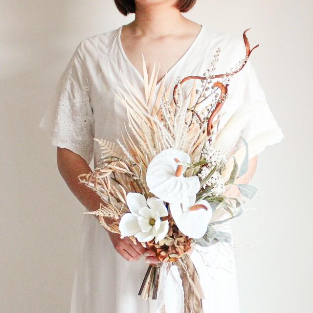 Anthurium Bouquet&Boutonniere