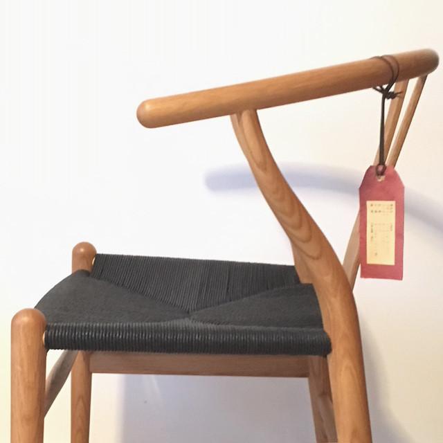 CH24 Wishbone chair(Yチェア) <送料込み>