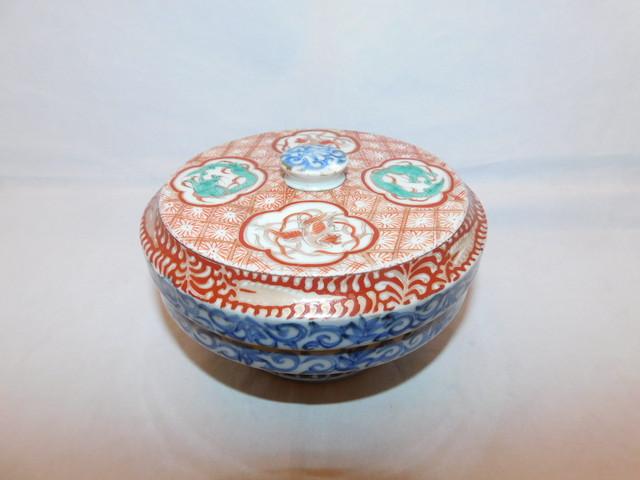 トンボ徳利 one pottery sake bottle
