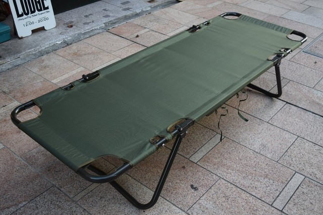 Deadstock 00s U.S.Army Folding Cot G0733