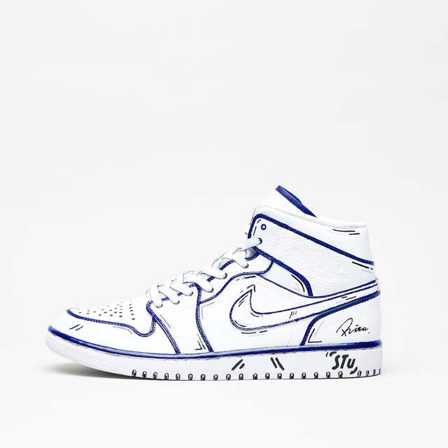 ANIMATION JORDAN BLUE