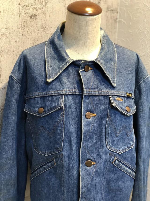 70s US Wrangler denim jacket