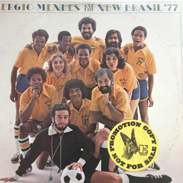 Sergio Mendes And The New Brasil '77 ‎– Sergio Mendes And The New Brasil '77