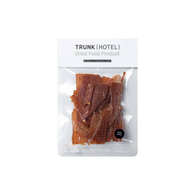 TRUNK Tuna Jerky