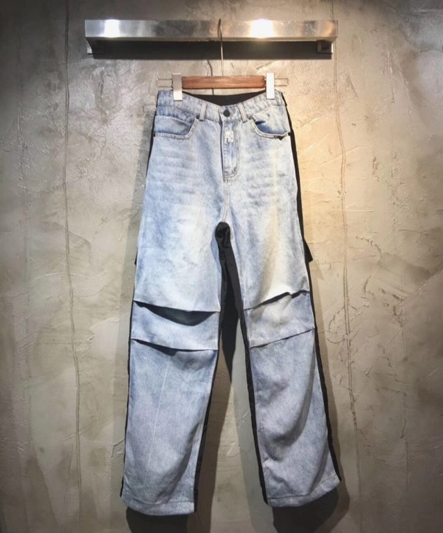 予約注文商品 イベルマデニム デニム ジーンズ 韓国ファッション
