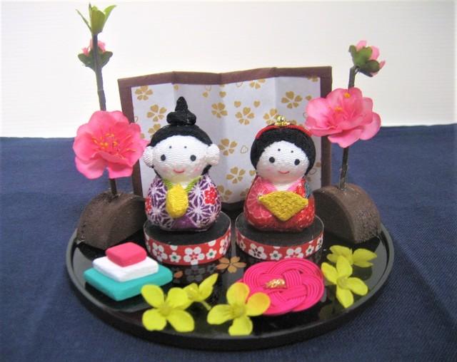 花いずもの和飾り(アーティフィシャルフラワー:花いずもの壽花) 「Soboku」